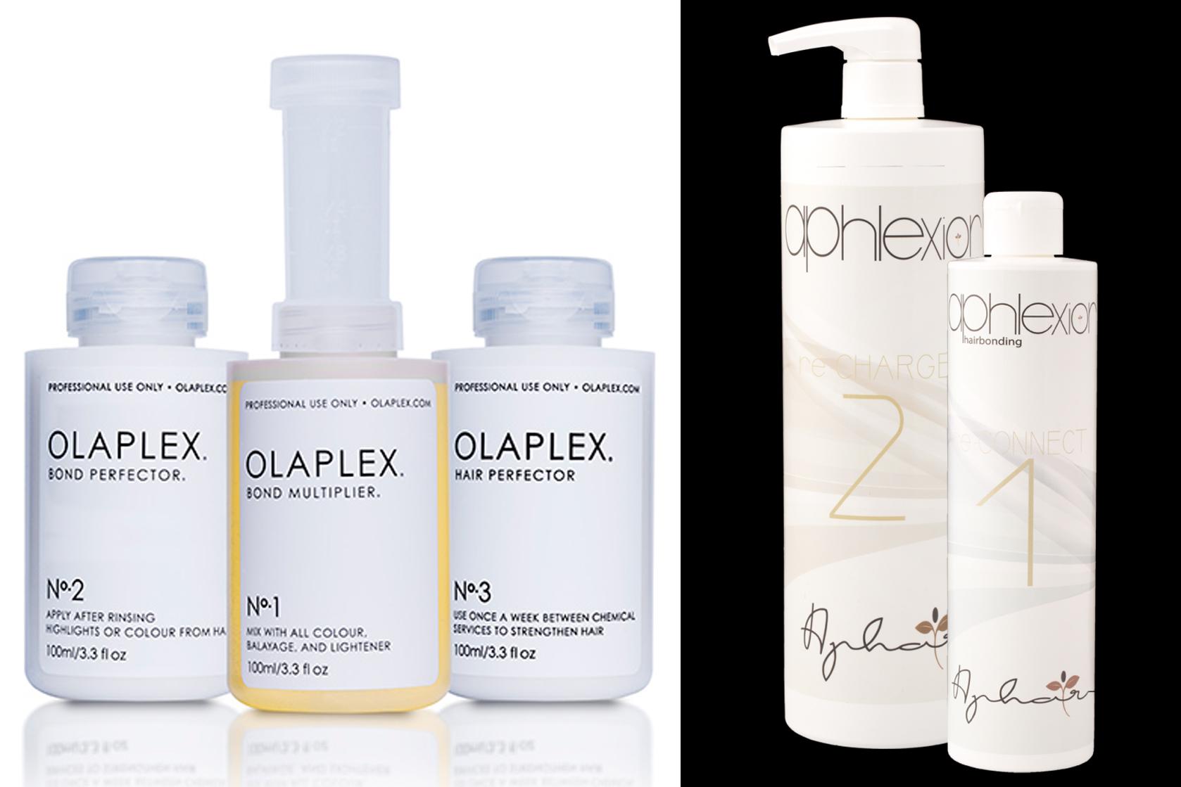 Olaplex VS Aphlexior